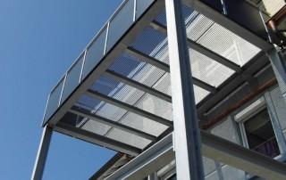 Bauschlosserei Otto - Balkonbauten